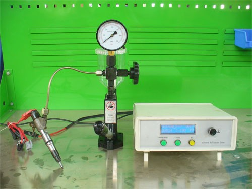 CR1000A----Common rail electromagnetic injector tester