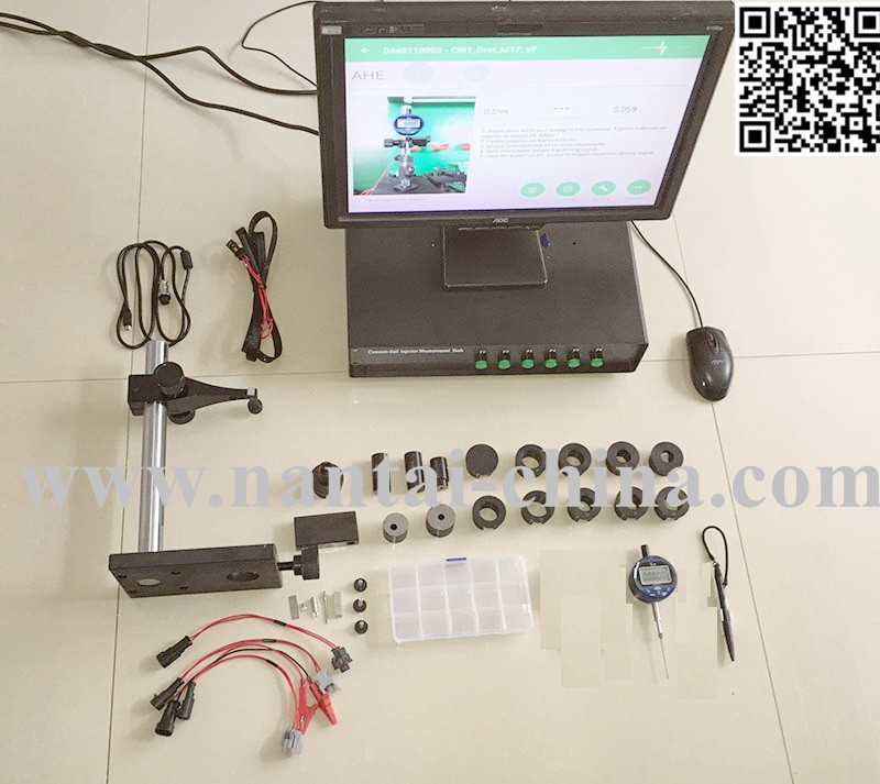 CR3-C( CRM100) THIRD STAGE TESTER