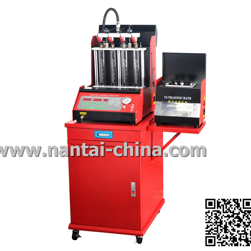 QCM200-4C PETROL DIGANOSTIC AND CLEANING TESTER