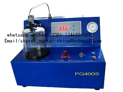 PQ400S DIGITAL CONTROLLER DOUBLE SPRINGS NOZZLE TESTER