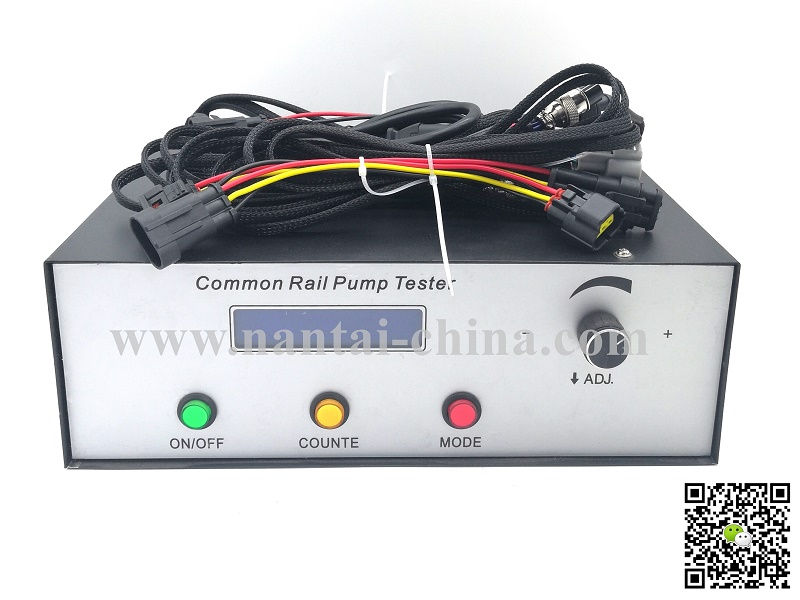 CR1000 Common rail injector simulator