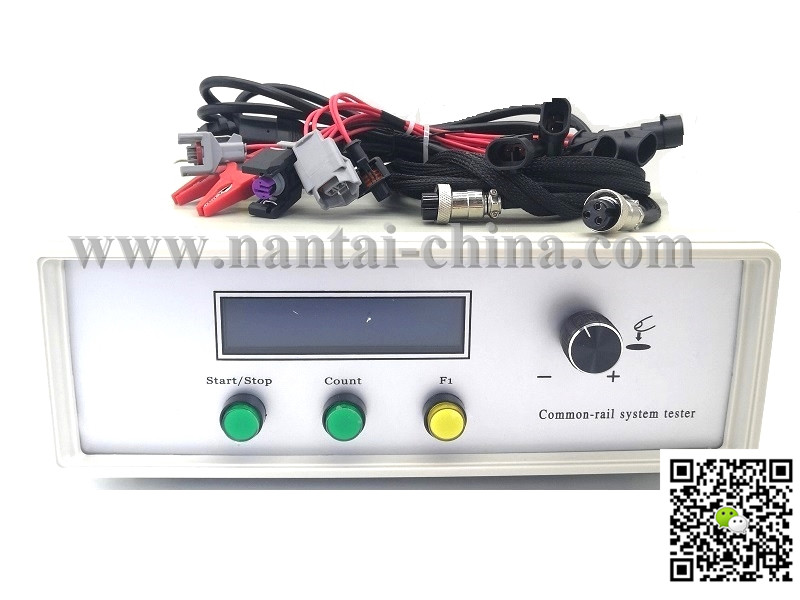 CR1000 white color Common rail piezo injector tester