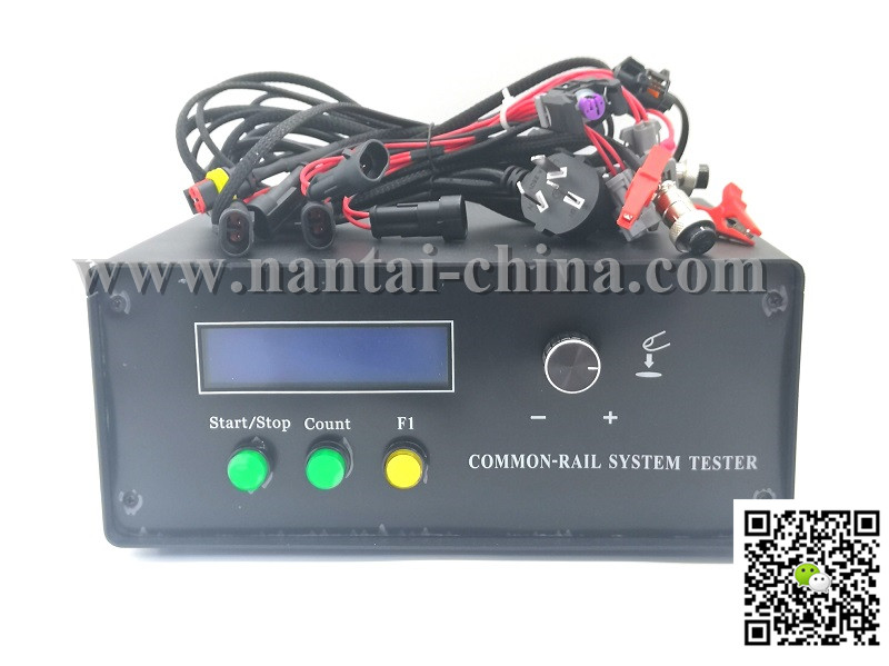 CR1000 black color Common rail system piezo injector simulators
