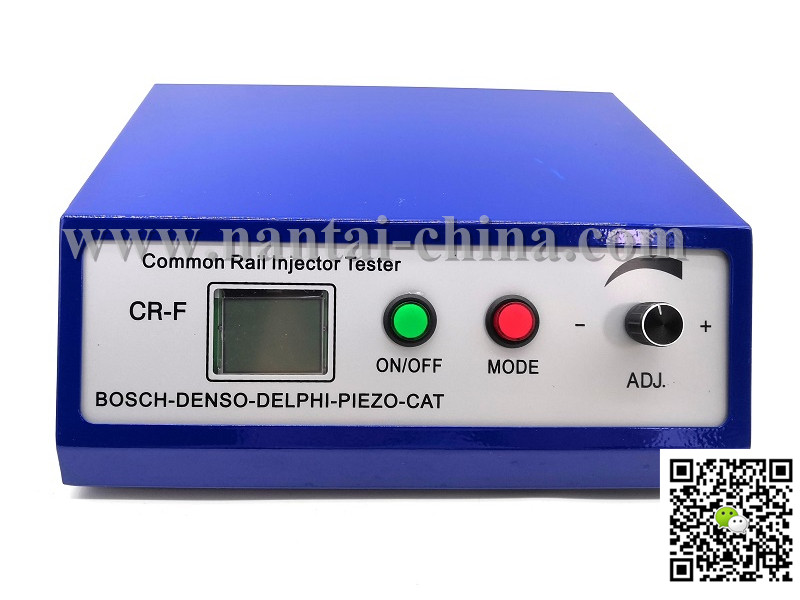 CR-F COMMON RAIL SYSTEM TESTER