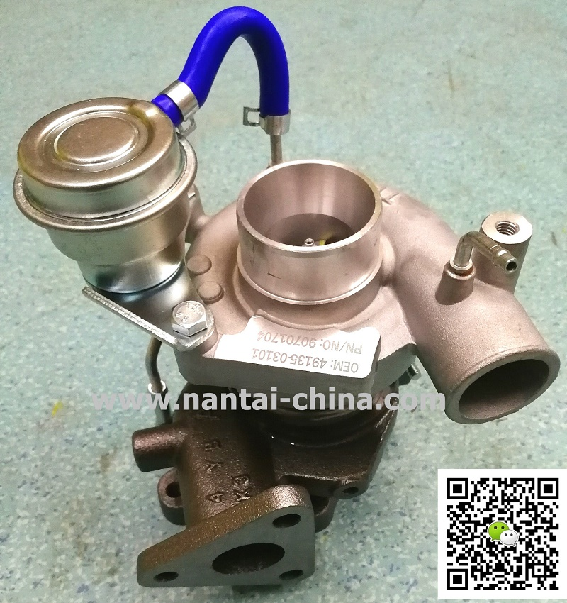 TF035 turbocharger 49135-03310 FUSO ME202966 ME201257 49135-03310 4M40