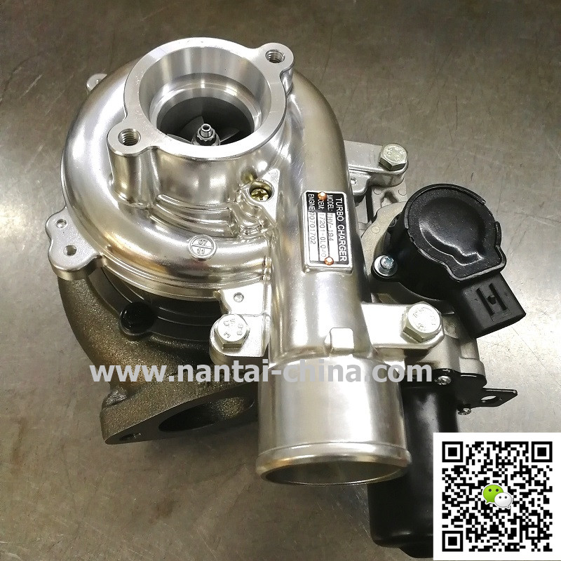 TURBO ct16v 17201-OL040 for hilux kun 26 3.0L turbocharger