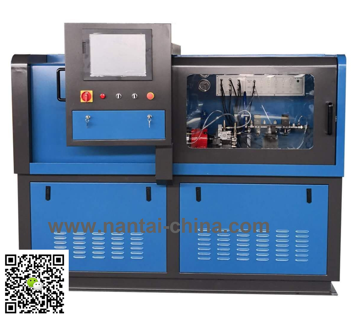 CR926 common rail system test bench