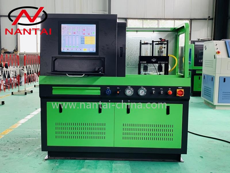 CAT3100 HEUI & Common rail injector Test bench